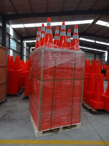 90cm Height PVC Traffic Cone, Road Cone pictures & photos