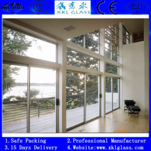 3-19mm Tempered/Toughened Window Glass with CE & ISO9001