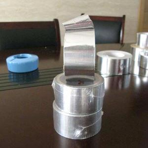 Self-Wound Aluminum Foil Tape (FT-40WL) pictures & photos