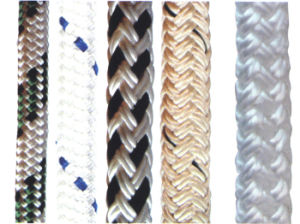 High Quality Double Braided Rope pictures & photos