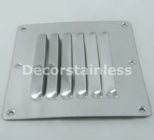 Louvered Vent Stainless Steel Boat Hardware pictures & photos