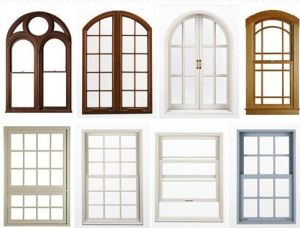Aluminum Casement Window (pH-8876) pictures & photos