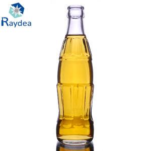 250ml Crown Cap Glass Sauce Bottle pictures & photos