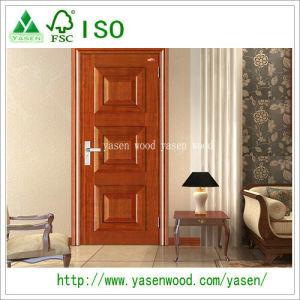 Raised Panel Solid Wood Interior Woos Door