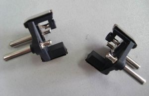 2 Pins Cable Plug Insert (MA062-H-1) pictures & photos