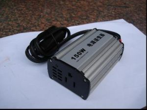 150W Solar Inverter, for Car, 12VDC-220VAC 150W Output