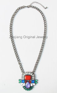 Fashion Pendant Necklace (OJPD-30725)