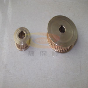 Brass Timing Pulley in China pictures & photos