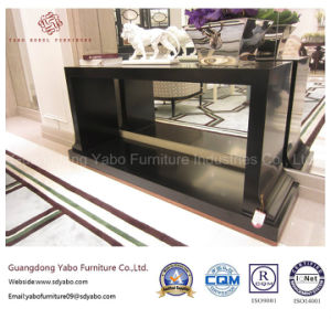 Hotel Furniture with Modren Display Table for Hotel Lobby (YB-F-2215) pictures & photos