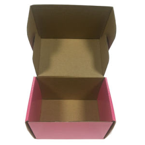 3 Layer Cute Cardboard Paper Box pictures & photos
