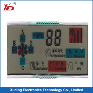 Tn-LCD Display Price for Aircondition with RoHS pictures & photos