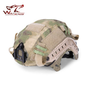 Emerson Helmet Cover for OPS-Core Tactical Fast Ballistic Cycling Protected Safety Helmet Outdoor CS Games Helmet pictures & photos