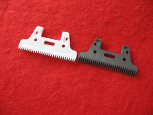 Wear-Resisting Zirconia Ceramic Blade Supplier pictures & photos