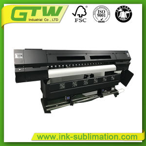 Oric Ht180-E4 Direct Sublimation Printer 1.8m with Four Dx-5 Printer Head pictures & photos