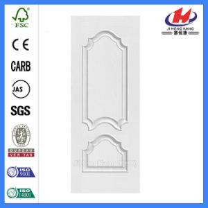 HDF Interior Moulded Flush White Primer Door Skin (JHK-M02) pictures & photos