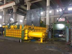 Y81K-500 Scrap Metal Baler Machine pictures & photos