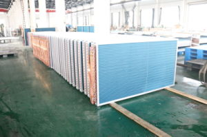 Refrigeration Parts Copper Tube Fin Evaporator pictures & photos