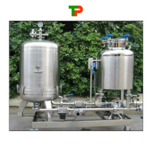 Candle Type Diatomite Filter for Wine Filtering pictures & photos