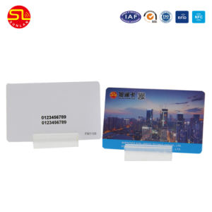 2017 Hot Sale Cr80 ISO14443A NFC Card /RFID Card DESFire EV1 2K/4K/8K Card/Ultralight/Classic 1K/4K RFID Smart Card Wholesale pictures & photos