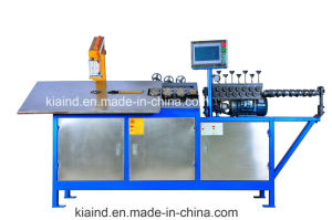 2D CNC Automatic Wire Bending Machine Steel Bar Bending Machine pictures & photos