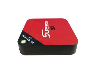 Android TV Box with Rockchip, 1GB, 8GB Quad-Core, 4K*2K Video H. 265 pictures & photos
