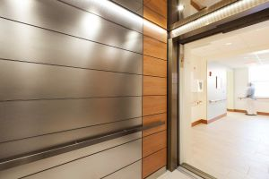 Fujizy Elevator Door Automatic for Hospital Lift pictures & photos