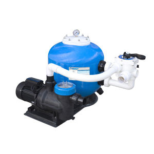 Swimming Pool Sand Filter with Water Pump pictures & photos