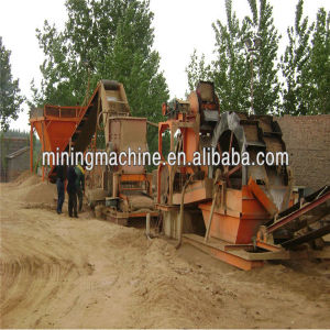 Hot Sale Sand Cleaning Washing Machine pictures & photos