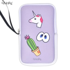 Unicorn EVA Zipper Carrying Travel Shockproof Phone Cases Bag Pouch for iPhone 8, Power Bank, Earbuds, Hard Drive pictures & photos