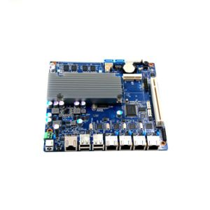 Mini Itx Low Power Motherboard with Supporting D2550 CPU pictures & photos