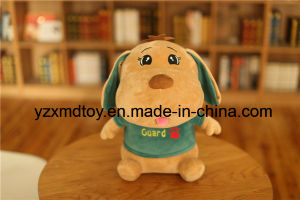 Stuffed Cute Boy and Girl Dog Plush Dog Toys pictures & photos