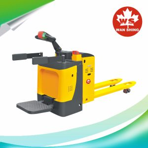 2000kg Electric Pallet Truck AC Control (CBD20R) pictures & photos