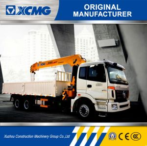 XCMG 10 Ton Truck Mounted Crane (more models for sale) pictures & photos