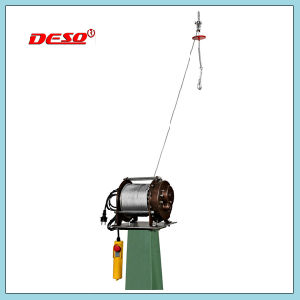 Horizontal Fast Lifting Electric Wire Rope Hoist pictures & photos