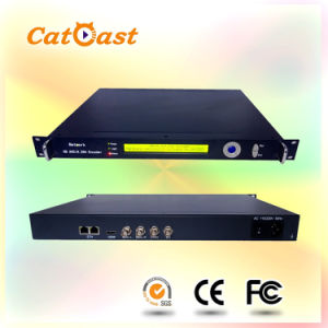 H. 264 HD IP Encoder for Accross-Broder Point to Point Transmitting pictures & photos