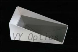 Optical Zns Zinc Sulfide Wedge Prism pictures & photos