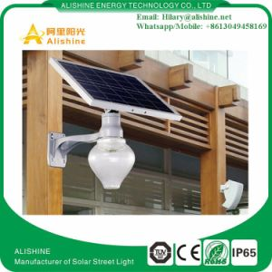 High Quality 12W All in One LED Solar Wall Light pictures & photos