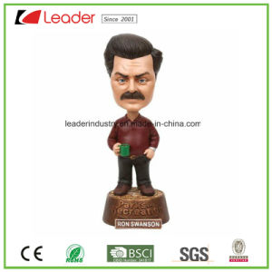 Polyresin Customized Bobblehead Statues for Souvenir Gifts pictures & photos