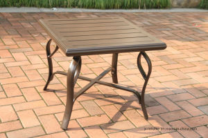 Swivel&Glide Chat Group Cast Aluminum Set Garden Furniture pictures & photos