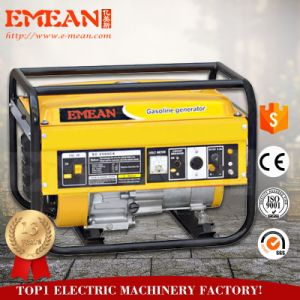 2.5kw Portable Gasoline Generator for Home Use (EM3500) pictures & photos
