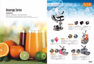 Electric Ice Crusher Ice Shaved Ice Chopper for Home Use pictures & photos