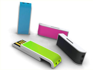 High Quality Mini USB Flash Drives with Cheap Price (OM-P239) pictures & photos