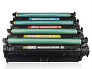Ce270A 271A 272A 273A Compatible Toners for HP Laserjet Printer Cp5525 Toner Cartridge pictures & photos