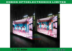 Hanging Screen P3.91 Die Casting Aluminum LED Display Cabinet 500*1000mm / 500*500mm pictures & photos