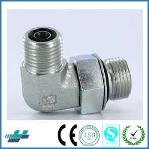 Swagelok Standard Stainless Steel Elbow Metric Thread Male O-Ring Face Seal Fittings pictures & photos