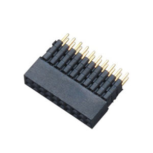 T Type Female a 90degree 4pin 2.0 Female Connector
