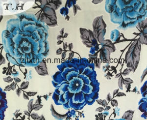 Print Fabric Wholesale/Polyester Print Fabric pictures & photos