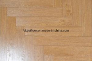 Herringbone Laminate Flooring 816 pictures & photos
