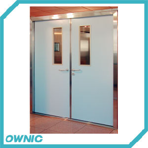 Double Open Manual Swing Door pictures & photos