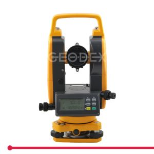 Cst/Berger Dgt-02 Electronic Theodolite with Optical Plummet for Topographic & Cadastral Surveying Work pictures & photos